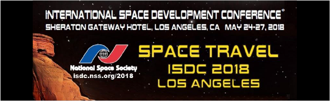 International Space Development Conference, Los Angeles, USA