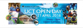 University of Cape Town – Open Day