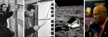 Lasers, Lunar Missions and Legacies – Hal Walker Jr.'s journey from the U.S. Navy to NASA to global educator.