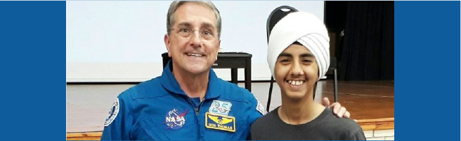 15 year old Cape Town Space Society member is on his way to Advanced Space Academy… and possibly Mars!