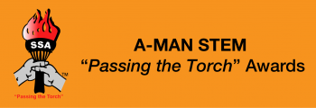 "A-MAN STEM ""Passing the Torch"" Awards"